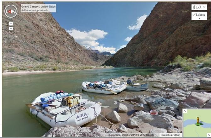 Grand Canyon Screenshot