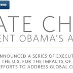 President Obama's Speech on Climate Change
