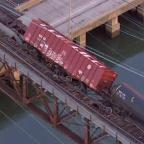 A Near Miss from Disaster: Oil Train Derails in Philadelphia