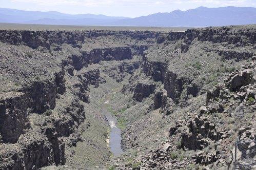 Rio Grande Del Norte National Monument from my trip in June 2014