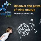 Happy Global Wind Day! (June 15)
