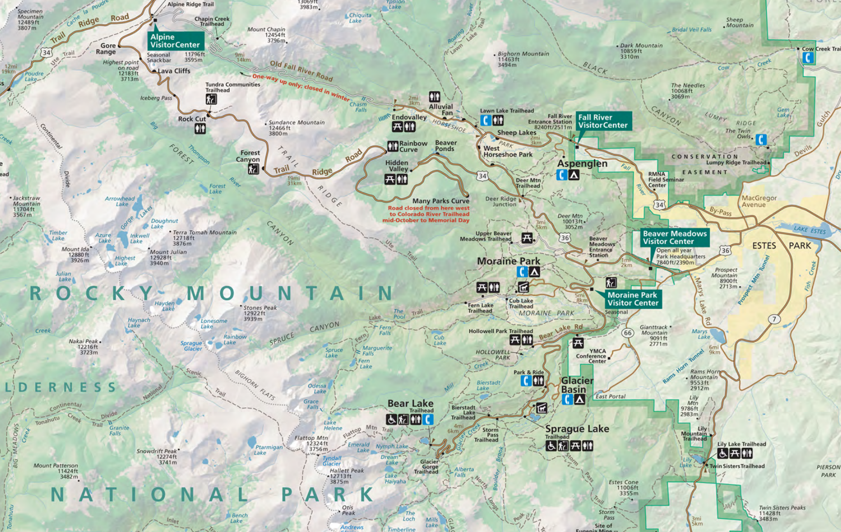 Exploration: Rocky Mountain National Park (Part 2 ...