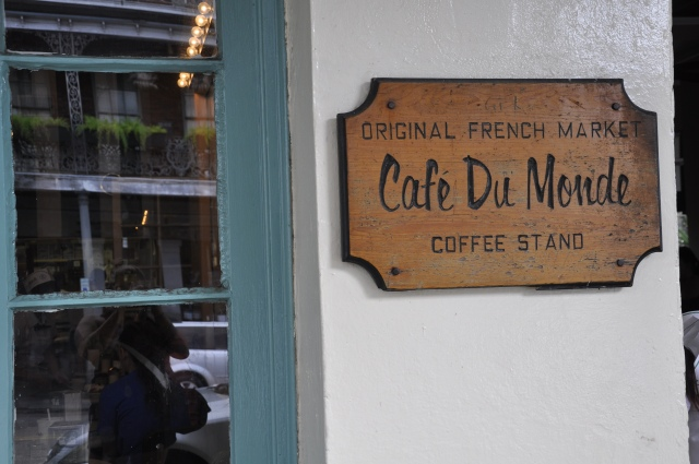 Famous Cafe Du Monde!