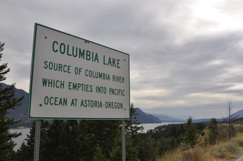 Columbia Lake Overlook