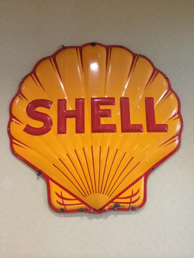 Iconic Shell logo