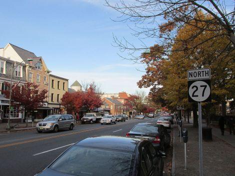 Nassau_Street,_Princeton_NJ